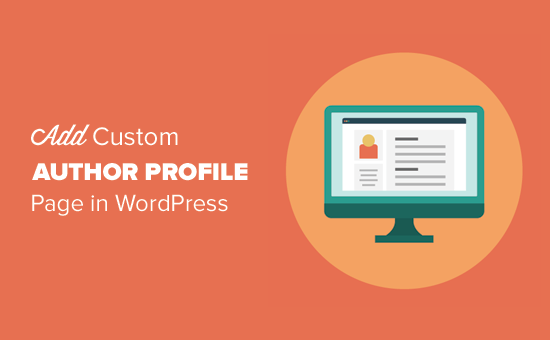 Adding a custom author profile page in WordPress