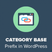 How to Change the Category Base Prefix in WordPress