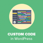 How to Easily Add Custom Code in WordPress (without Breaking Your Site)