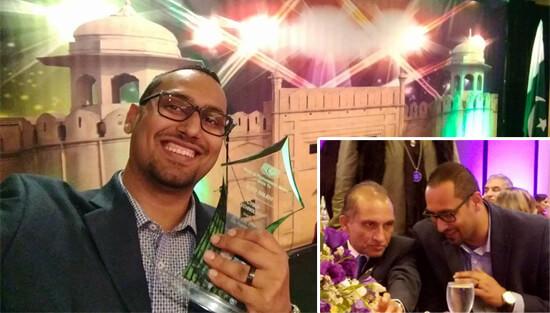 GeoTV Award