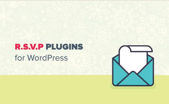 RSVP Plugins for WordPress