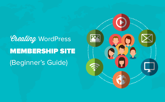 Creating a WordPress membership website