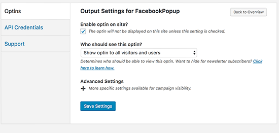 Enable lightbox popup on your WordPress site