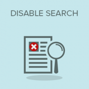 How to Disable the Search Feature in WordPress