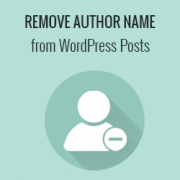 How to Remove Author Name from WordPress Posts (2 Easy Ways)