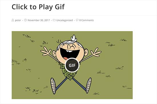 Click to play animated GIF