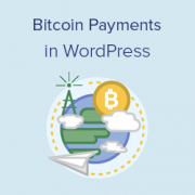 How to Accept Bitcoin Payments in WordPress