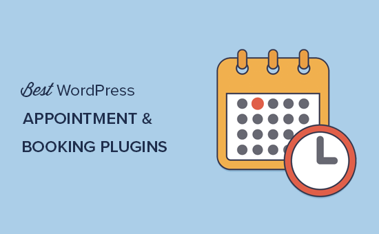 Best WordPress appointment and booking plugins