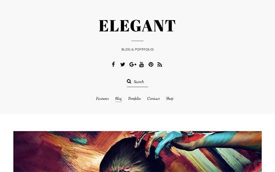 Themify Elegant