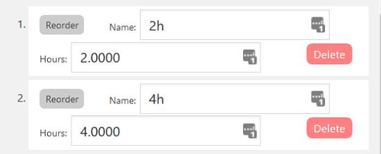 Kanban Boards for WordPress Plugin - Settings, Estimates