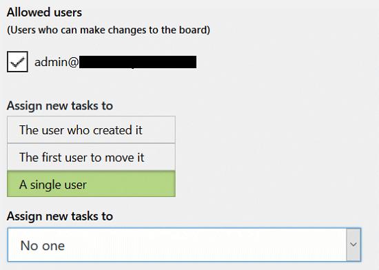 Kanban Boards for WordPress Plugin - Settings, Users, Permissions