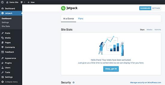 Jetpack - WordPress website management tool