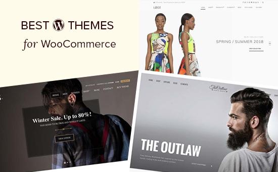 Các chủ đề WordPress tốt nhất cho WooC Commerce
