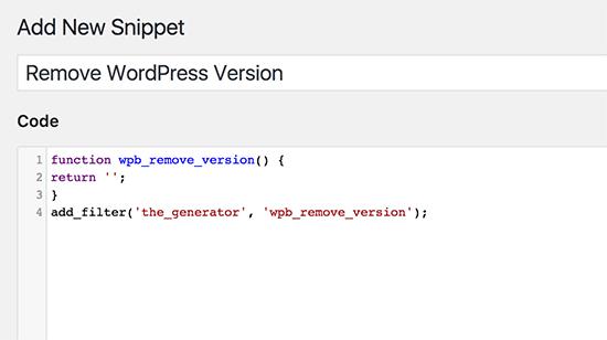 Adding custom code