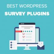 6 Best WordPress Survey Plugins (Compared)