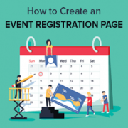 How to Create an Event Registration Page in WordPress