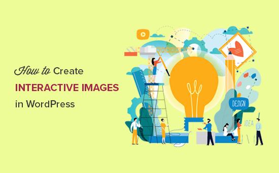 Create Interactive Images in WordPress