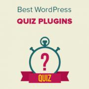 9 Best Quiz Plugins for WordPress