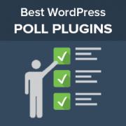 5 Best WordPress Poll Plugins Compared (2021)