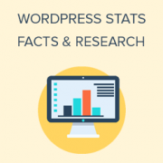 Ultimate List of WordPress Stats, Facts, and Other Research
