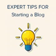 "30 ""Expert Tips"" that I Wish I Knew Before Starting a Blog"