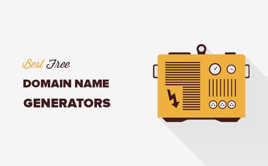 Free domain name generator tools