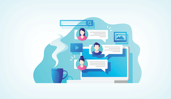 Online communities and forums