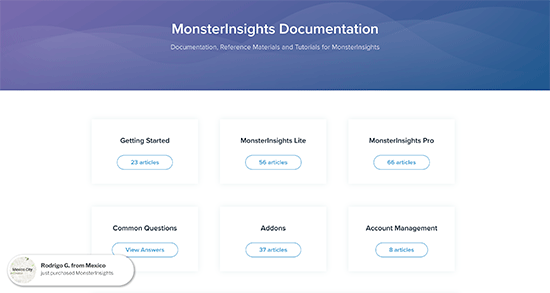 Documentation and guides