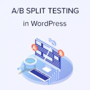 How to Do A/B Split Testing in WordPress using Google Optimize