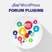 10 Best WordPress Forum Plugins (Compared)