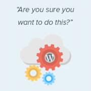 """How to Fix """"Are You Sure You Want to Do This"""" Error in WordPress"""