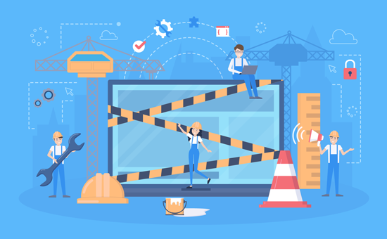 Fixing unavailable for scheduled maintenance error in WordPress