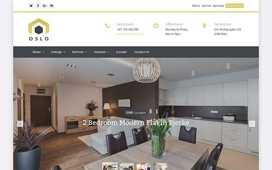 18 Best Real Estate Wordpress Themes For Realtors 2021