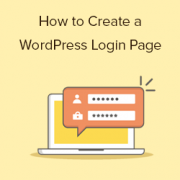 How to Create a Custom WordPress Login Page (Ultimate Guide)