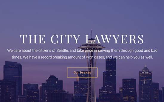 Beaver Builder Law Firm