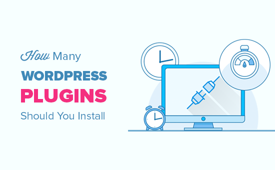 How many WordPress plugins can you install on your website?