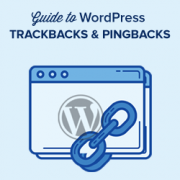 What, Why, and How-To's of Trackbacks and Pingbacks in WordPress