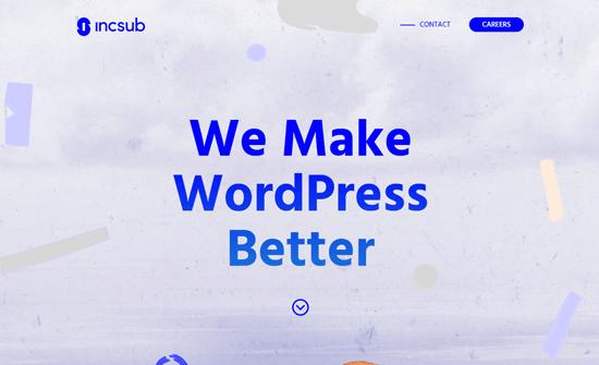 IncSub - Successful WordPress Theme and Plugin Company