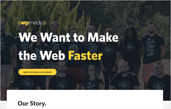 WP Media - WordPress Optimization Service Provider Company