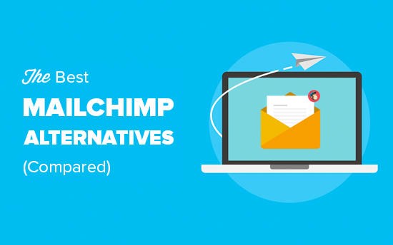 Comparing the best Mailchimp alternatives for email marketing