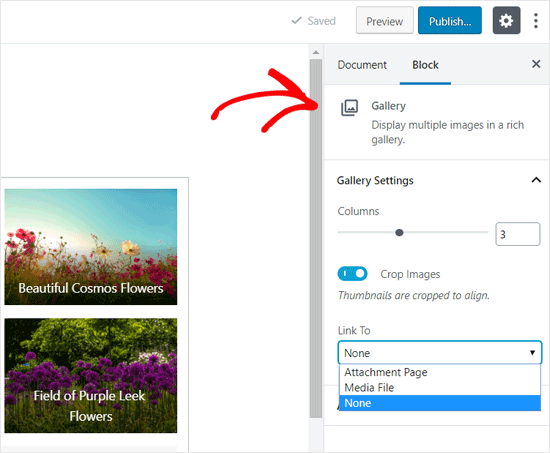 How To Create An Image Gallery In Wordpress Step By Step