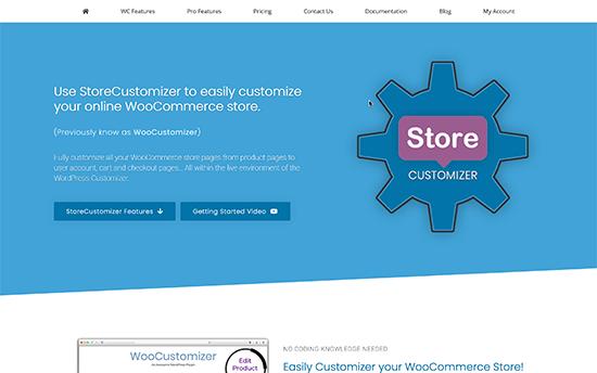 StoreCustomizer