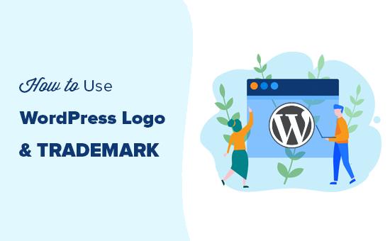 How to use WordPress logo and trademark