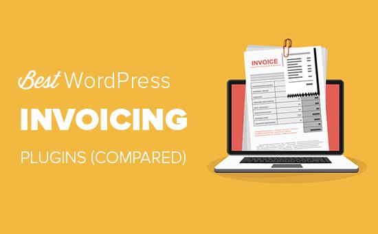 Best invoicing plugins for WordPress