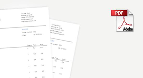 WooCommerce PDF Invoices