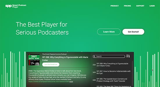 Smart Podcast Player