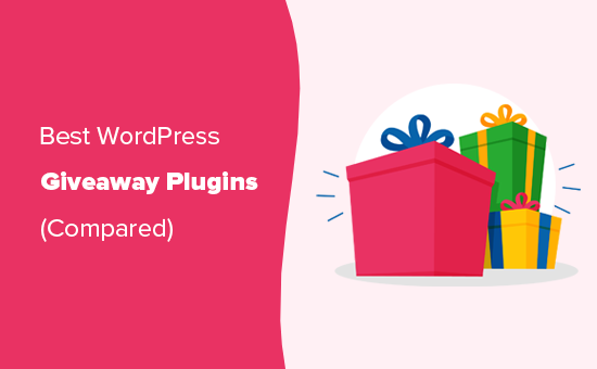 Best giveaway contest plugins for WordPress