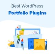 7 Best WordPress Portfolio Plugins for Designers & Photographers