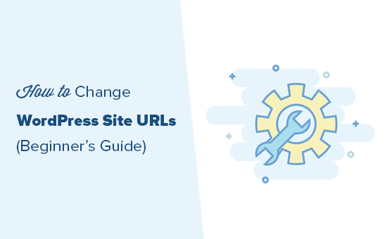 Easily change your WordPress site URLs