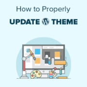 How to Update a WordPress Theme without Losing Customization